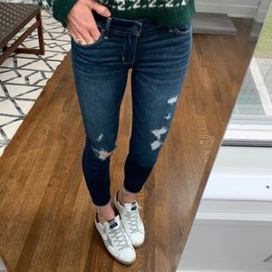 Abercrombie & Fitch Harper Ankle